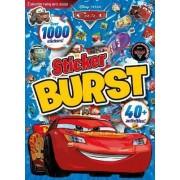 Disney Pixar Cars Sticker Burst by Parragon Books Ltd