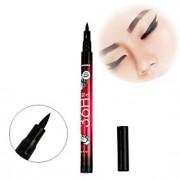 New Black Waterproof Maquiagem líquido Eyeliner Pen Black Eye Liner Pencil Cosméticos 9799