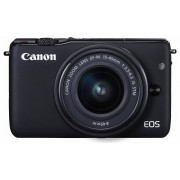 Canon EOS M10 kit (15-45mm S) (negru)