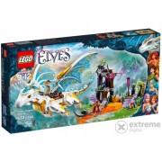 LEGO® Elves Eliberarea reginei dragon 41179