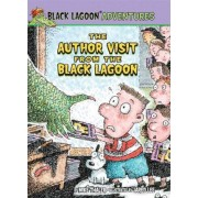 The Author Visit from the Black Lagoon by Mike Thaler