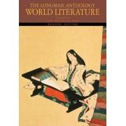 The Longman Anthology of World Literature: The Medieval Era v. B by David Damrosch