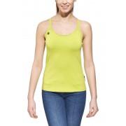 Edelrid Kiddo Koszulka bez rękawów Kobiety zielony 36 Bluzki wspinaczkowe bez rękawów