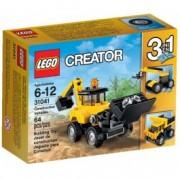 LEGO® Creator Vehicule pentru construcţii 31041