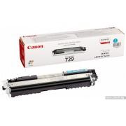 CANON 729 Cyan Toner Cartridge (CR4369B002AA)