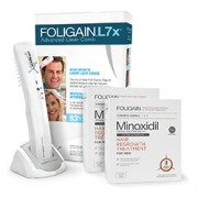 FOLIGAIN.L7x ADVANCED LASER COMB & Limited Time Offer Receive FOLIGAIN MINOXIDIL 5% 6 Month Supply For Free!