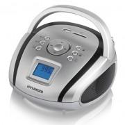 Radio digital cu ceas Hyundai HYU TR 1088 SU3SB