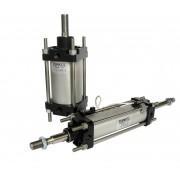 CNOMO a doppio effetto ammortizzato magnetico Alesaggio 160 mm Corsa 800 mm