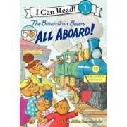 The Berenstain Bears All Aboard! by Jan Berenstain