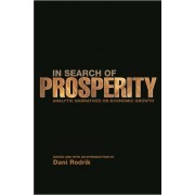 In Search of Prosperity by Dani Rodrik