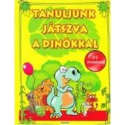 Tanuljunk jatszva a dinokkal Invatam si ne jucam cu dinozauri