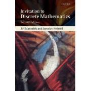 Invitation to Discrete Mathematics by Jiri Matousek