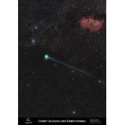 Poster cometa Jacques