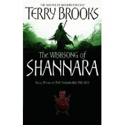 The Wishsong of Shannara by Terry Brooks