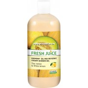 Fresh Juice krémtusfürdő sárgadinnye és citrom kivonattal 500ml