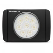 Luz LED Lumimuse 8 de Manfrotto
