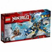 Конструктор Лего Нинджаго - Стихииният дракон на JAY, LEGO NINJAGO, 70602