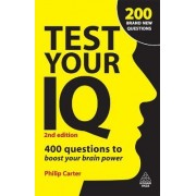 Test Your IQ by Philip J. Carter