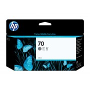 HP 70 Gray 130 ml Ink Cartridge Use in DesignJet printer