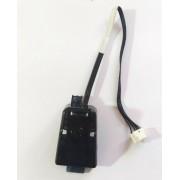 SHARP GA574WJSA LCD távirányító