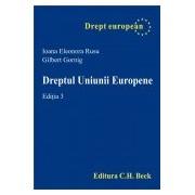 Dreptul Uniunii Europene. Editia 3.