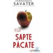 Cele sapte pacate - Fernando Savater