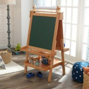 KidKraft Marker Tray Board Easel 62005 Finish: Natural