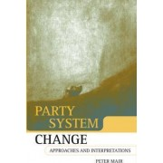 Party System Change by Peter Mair