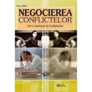 Negocierea conflictelor intr-o institutie de invatamant.