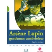 Arsene Lupin, Gentleman Cambrioleur - Livre & CD-Audio by Maurice Leblanc
