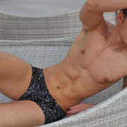 QZ Bodywear Lysandros Low Cut Boxer Brief Underwear 217-9120439