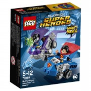 LEGO Superheroes Mighty Micros: Superman™ vs. Bizarro™ (76068)