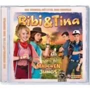 Bibi & Tina - Das Hörspiel zum 3. Kinofilm: Mädchen gegen Jungs