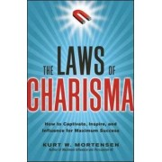 The Laws of Charisma by Kurt Mortensen