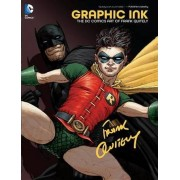 Graphic Ink: The DC Comics Art of Frank Quitely HC by Frank Quitely