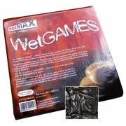 JoyDivision WetGames Sex-Laken Black (180x220cm)