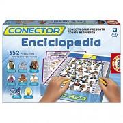 EDUCA BORRAS Juego educativo Enciclopedia Conector