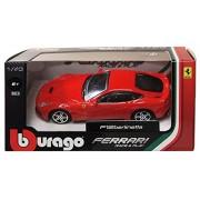 Bburago 1/43 Ferrari F12 Berlinetta Rojo