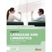 English for Language and Linguistics Course Book + CDs by Anthony Manning