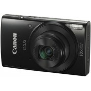 Aparat Foto Digital Canon IXUS 180, 20 MP, Filmare HD, Zoom optic 10x (Negru)