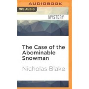 The Case of the Abominable Snowman by Nicholas Blake