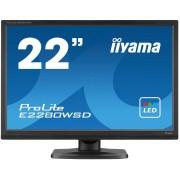 IIYAMA E2280WSD - 56cm - VGA/DVI/Audio