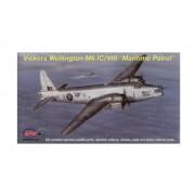 Mpm Models Vickers Wellington Mk Ic/Viii Maritime Patrol Aircraft (1/72 Scale)