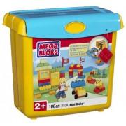 Mega Bloks - 07539U - Set de construcción - Scoop'n Mini - Mini Clásico barril