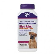 HIP & JOINT ULTRA MAX CARE GLUCOSAMINE 500mg & CHONDROITINE 400mg (alle honden) 75 Kauwtabletten