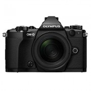 Olympus Aparat OLYMPUS E-M5 Mark II + 12-50mm Czarny