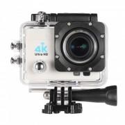 4K Ultra HD 1080P Wi-Fi 16MP Motion camera with 32GB Memory - White