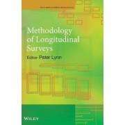 Methodology of Longitudinal Surveys by Peter Lynn