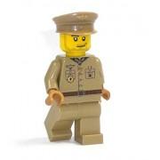 CB Custom Oficial de piezas LEGO Figura Soldado Brick Forge tan R1/R3/F10