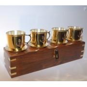 SET BICCHIERI Mod.C TEA CON BOX